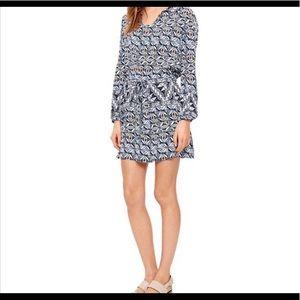 Tory Burch Geo Silk Dress
